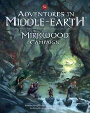 Fifth Edition RPG - Adventures in Middle-Earth - Mirkwood Campaign