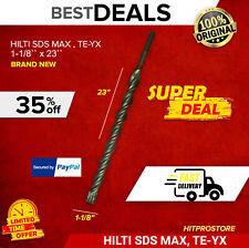 Hilti Sds Max Te Yx 1 18 X 23 Brand New Lk Fast Shipping