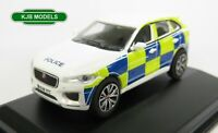 BNIB OO GAUGE OXFORD 1:76 76JFP004 Jaguar F Pace Police Car