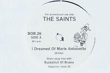 """The Saints/Mock TURTLES SPLIT 7"""" 45"""