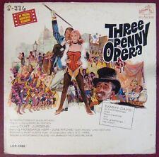 L'opéra de Quat'sous 33 tours Curd Jürgens Lino Ventura  Sammy Davis, Jr.