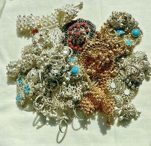NOS Lot of India Import Jewelry for Belly Dancing, Bracelets, Necklaces, Bells