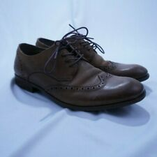 John Varvatos Mens Shoes Waverly Welted Derby F3505T3B-A660B-001
