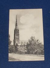 Toronto, Canada - Old Picture Postcard
