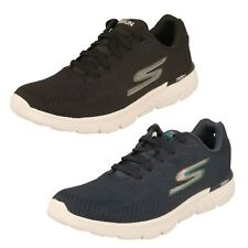 LADIES SKECHERS GO RUN 400 SOLE LACE UP MESH SPORTS GYM RUNNING TRAINERS 14804