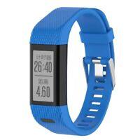 Garmin Vivosmart HR Plus Armband Fitness Tracker HR+ Blau Silikon