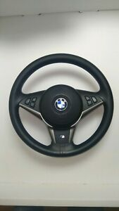 BMW 5 6 Series M Sport Steering Wheel Multi-function With Airbag e60