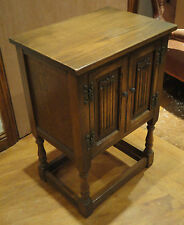 Antique Style Square Side & End Tables