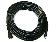 20m Pressure Washer Hose 14mm Pump End Fitting suits Water Washers up to 5800psi