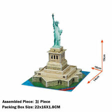 New 3D Model Puzzle Of The Statue Of Liberty, Perfect Christmas Present Gift