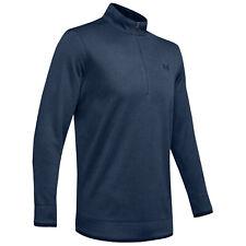 Under Armour Sweaterfleece Half Zip - Academy