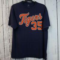 Vintage Detroit Tigers T Shirt Official Merchandise - Detroit Tigers Baseball L