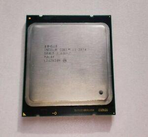 Intel Core i7-3820 SR0LD 3.6GHz Quad Core 10MB LGA2011 CPU Processor used
