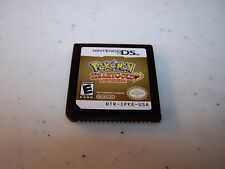 Pokemon Heartgold Version (Nintendo DS) Lite DSi XL 3DS 2DS Game