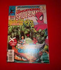 SENSATIONAL SPIDER-MAN VOL. 1 # -1 [MINUS 1]  FLASHBACK - 1997 GROOT APPEARANCE