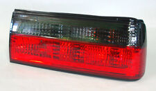 Euro Red Smoke Rear Tail Lights FITS BMW E30 3 Series 2/4dr 88-93