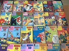 Albi del Falco NEMBO KID SUPERMAN Mondadori 317/396 Figurine Batman
