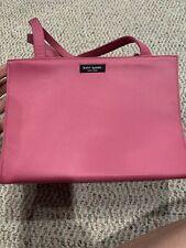 Kate Spade Vintage Sam Bubblegum Pink Tote Bag Handbag Shoulderbag