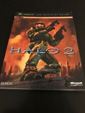 Xbox Halo 2 Official Guide - Microsoft, Bungie - Great condition
