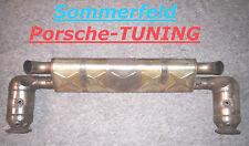 ORIG. PORSCHE 997 Turbo mk2 MARMITTA endschalldämpfer EXHAUST MUFFLER