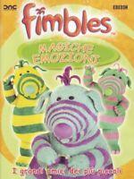 Fimbles. Magiche emozioni BBC DVD Nuovo Animazione bambini cartoni animati