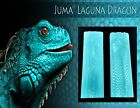 2  Laguna Dragon Juma .125' 1/8' Scales 2' x 6' - Knife Handle Material