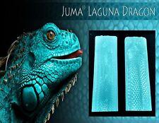 "2  Laguna Dragon Juma .125"" 1/8"" Scales 2"" x 6"" - Knife Handle Material"