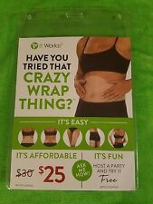It Works blitz card sleeve better laminated lanyard purse rearview advertising