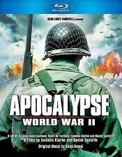 NEW - Apocalypse - The Second World War [Blu-ray]
