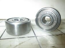 2 Shopsmith Bandsaw Blade Guide Bearings WC 77037-1  7 X 22 X 10mm - 10mm Wide