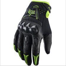 Fox Racing Bomber Motocross Guanti-verde-nero NUOVO con etichetta - - XL