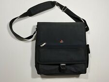Vintage Sony Playstation PS1 PS2 Official Black Messenger Bag System Carry Case