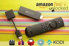 Amazon Fire TV Stick (2nd Generation) with Alexa Voice Remote Media Streamer