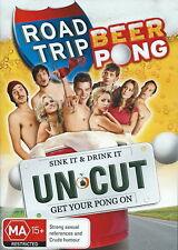 Road Trip Beer Pong - Comedy / Crude Humour / Adventure - NEW DVD