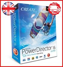 Cyberlink Power Director 16 Ultra - The No.1 Choice For Video Editors PC