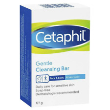 Cetaphil - Antibacterial Cleansing Bar For Oily Or Combination Skin 127g