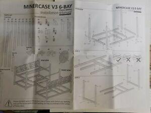 MINERCASE V3 6-BAY CLASSIC EDITION