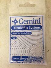 Gemini Genie Rig System Genie 3mm Rig Beads - 100's