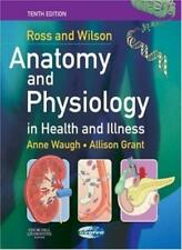 Ross and Wilson Anatomy and Physiology in Health and Illness-A ..9780443101014