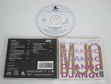 MODERN JAZZ QUARTET/MJQ/DJANGO(PRESTIGE OJCCD-057-2) CD ALBUM