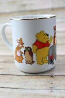 Vintage Walt Disney Productions Winnie the Pooh and Friends Mug Made in Japan
