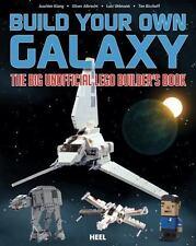 LEGOS - BUILD YOUR OWN GALAXY: BIG UNOFFICIAL BUILDERS BOOK - Star Wars ...