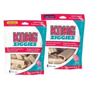 Kong Ziggies Dog Treat Chicken  (Free Shipping)