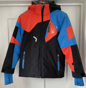 Spyder Leader Junior ski jacket, excellent condition