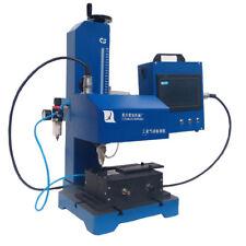 Pneumatic marking machine dot peen engraving machine / Automatic Dot Pin Marking