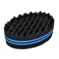 Wave Barber Hair Brushes Sponge For Dreads Afro Locs Twist Curl Coil Magic Tools