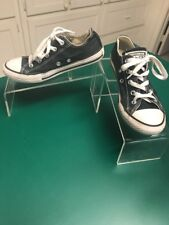 Unisex Converse Chuck Taylor All Star Core Ox Black Sneakers Shoe Size 2