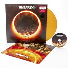 "Unearth ""Extinction(s)"" orange vinyl LP + CD [Metalcore from USA, new album '18]"