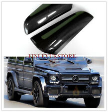 For Mercedes Benz G Class Headlamp Lid Eagle Eyes Cover W463 G500