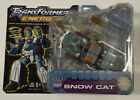 Hasbro Transformers Energon: Snow Cat Action Figure New Sealed For Sale